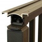 "Westbury Tuscany 98"" Drink Rail Adapter Black"