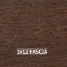 Fibreron Symmetry 1 x 12 - 12'  Fascia Warm Sienna