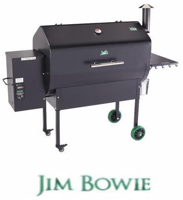 GMG Jim Bowie Grill