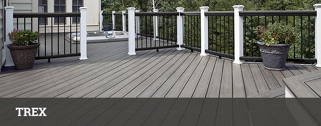 Trex Composite Decking St Louis Amp St Charles