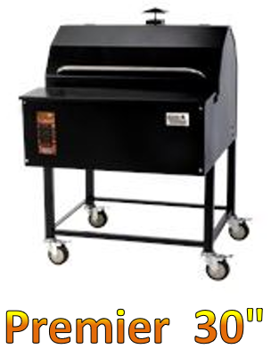 "Smokin Brothers Premier 30"" Grill"