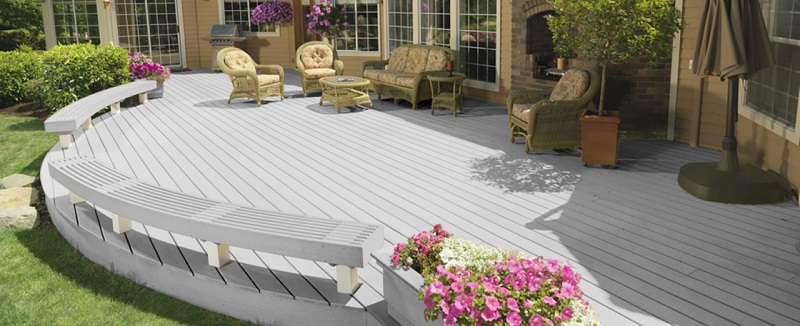 Timbertech Twinfinish Decking Collectio