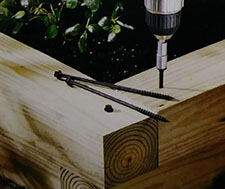 TimberTite Fasteners - Structural Wood Screw