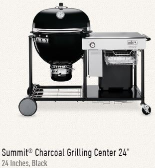 Weber Summit Charcoal Grilling Station