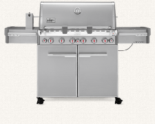 Weber Summit S-670 Gas Grill