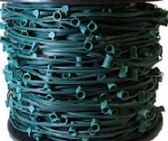 C7 and C9 Wire in Green