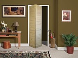 Jeld-Wen Full Louvered Bi-Fold Door also know as 730 Bi-Fold