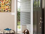 Larson 36079 Interior flash Pet Door