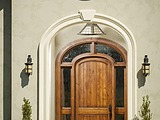 Rogue Valley 4082 Grooved Panel Sidelite Exterior Specialty