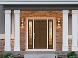 ThermaTru Classic-Craft Exterior Door