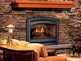 Lennox Spectra Gas Fireplace