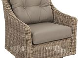Cambria Swivel Wicker Glider Chair SKU 801871