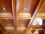 Wahles Wood Works Ceiling
