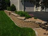 Versa-Lok Garden Wall and Lawn Edging Landscaping Blocks