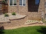 VersaLok Garden Terraced Retaining Walls Landscaping Blocks