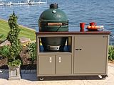 Challenger Torch with Big Green Egg