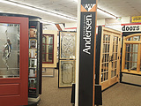 Andersen Windows and Doors Displays