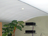 Zip-Up Deck Ceiling