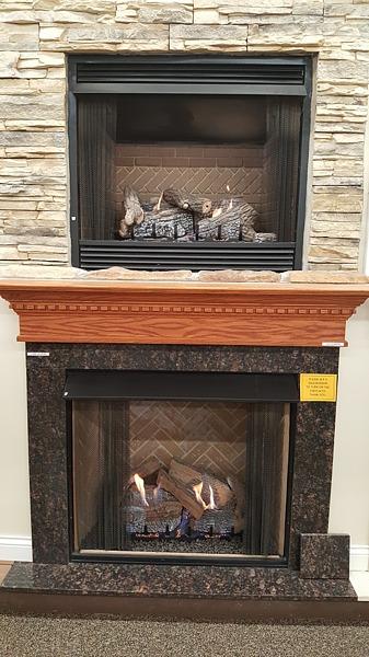 Fireplaces Hackmann Lumber