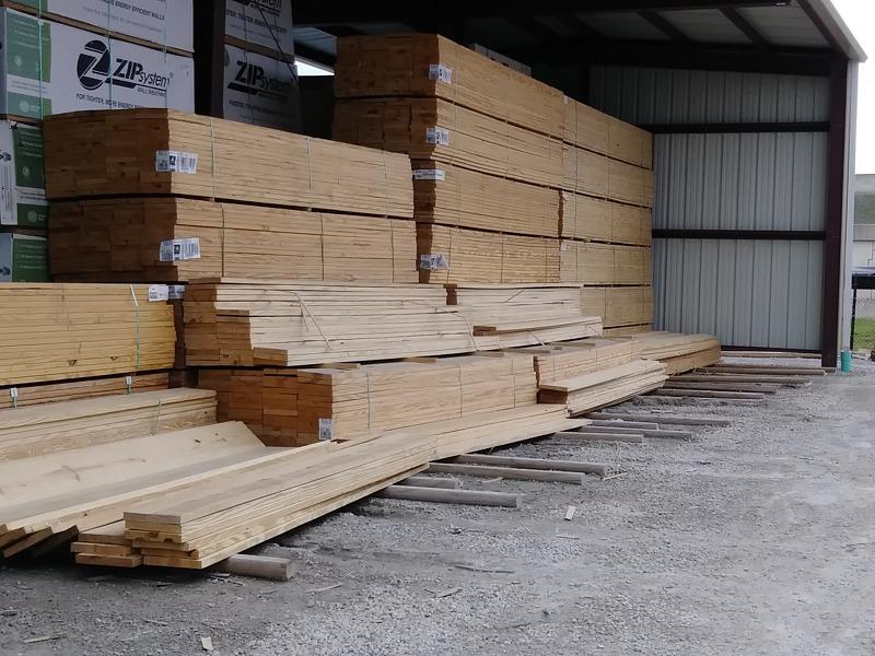 Lumber   St  Louis & St  Charles   Hackmann Lumber