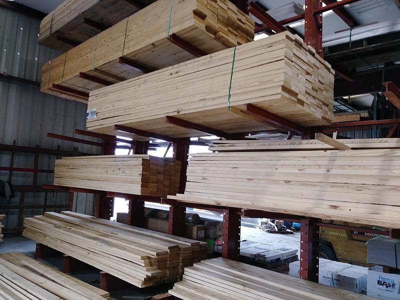 Yellow Pine Lumber St Louis Amp St Charles Hackmann Lumber